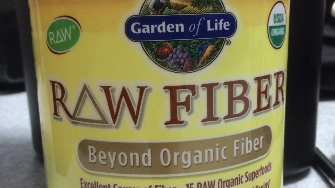 Garden of Life aw Fiber