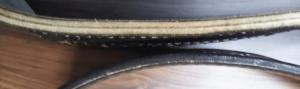 ゴールドジム パワーベルト 厚さ 比較  cardillo