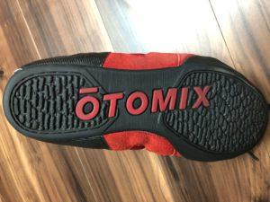 Otomix ninja トレーニングシューズ 靴底