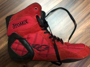 Otomix ninja トレーニングシューズ サイド