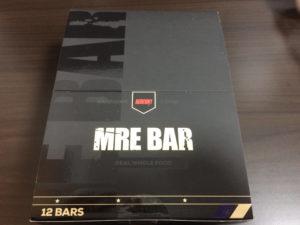 Redcon1 MREバー 箱 表