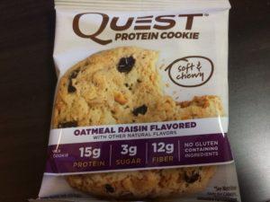 Quest プロテインクッキー