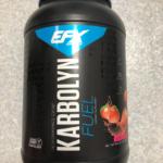 カネキンさんの使っていた炭水化物!EFX カーボリンレビュー