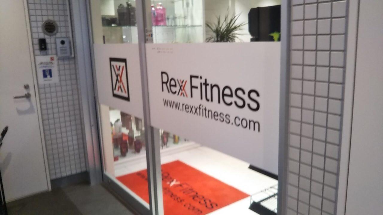 Rexx Fitness 改装前