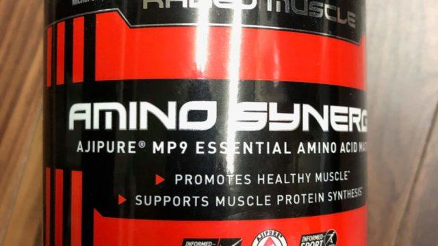 Kaged Muscle アミノシナジー