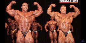Nasser El Sonbaty Dorian Yates 1997