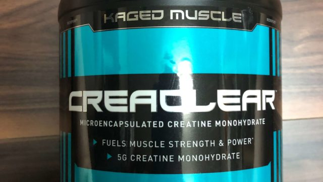 Kaged Muscle クレアチン
