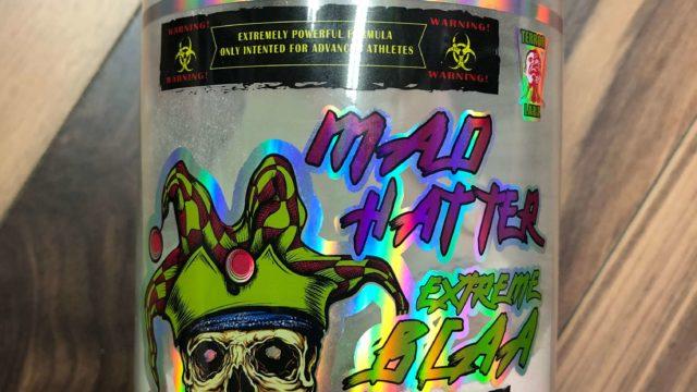 Terror Labz Mad Hatter