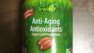 Irwin Naturals 抗酸化物質