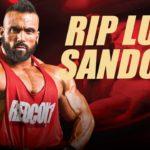 Luke Sandoe,突然の死去.享年30歳.