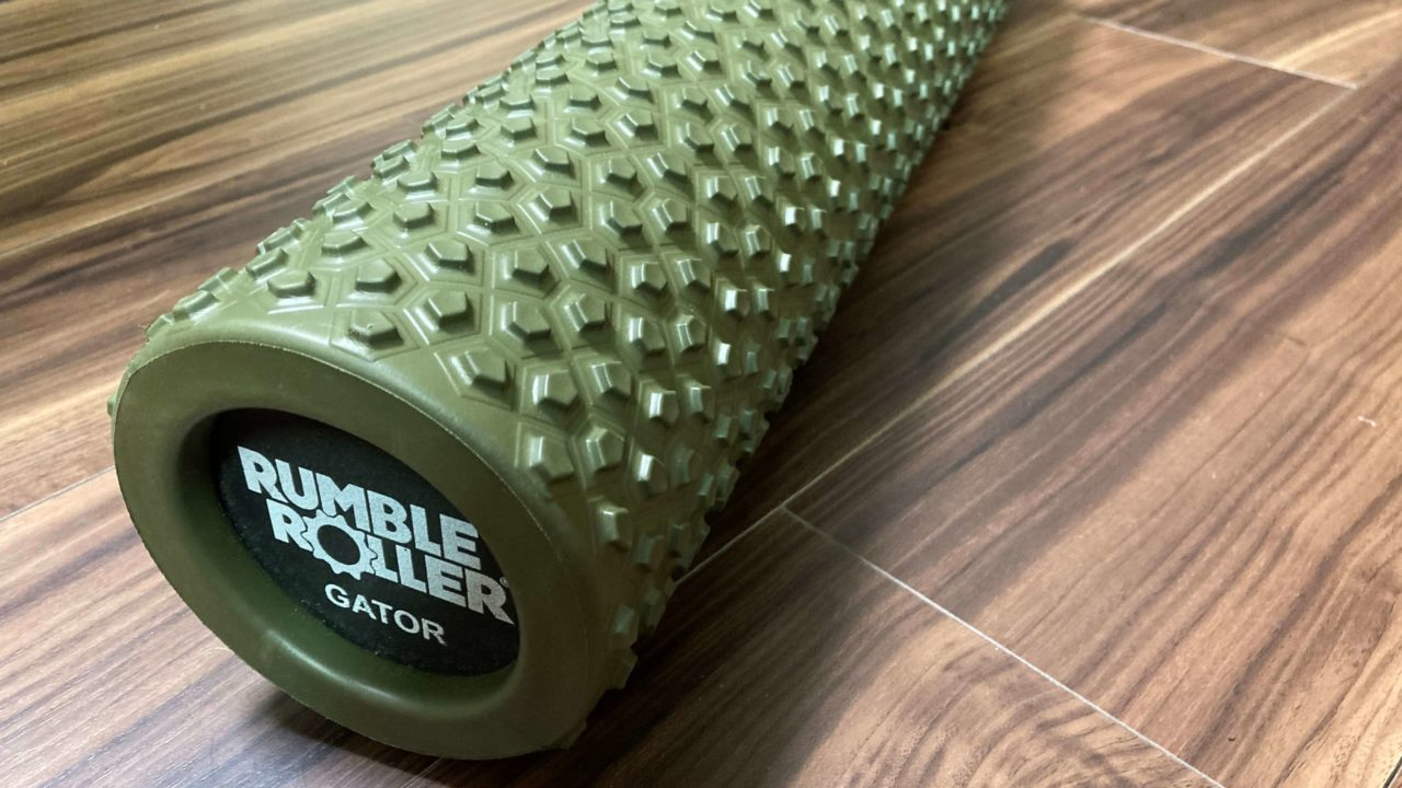 rumble roller gator