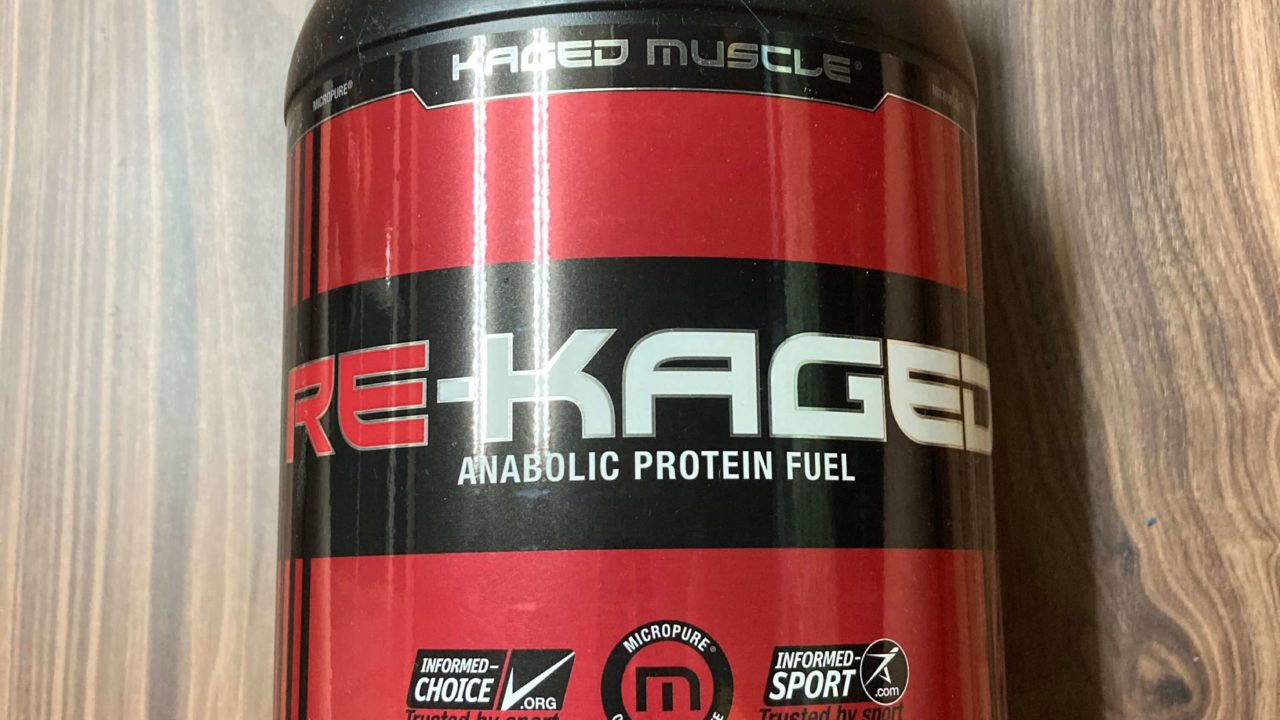 KAGED MUSCLE リケイジド