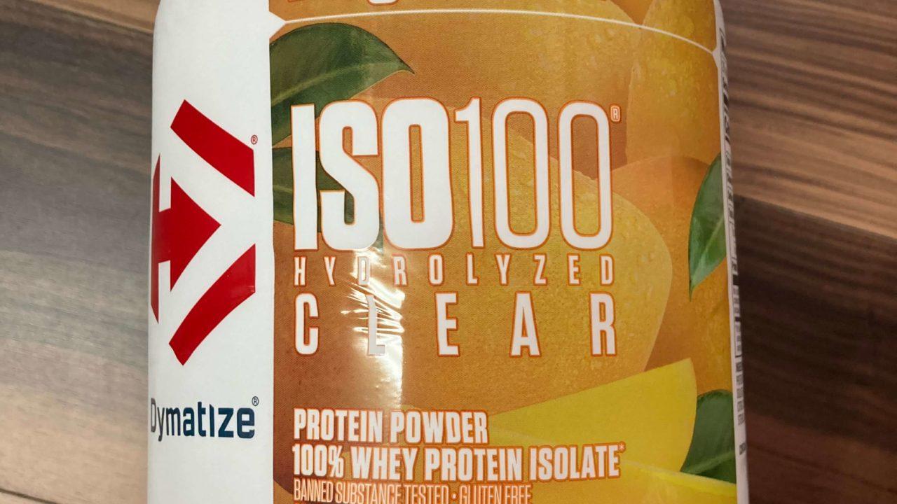 Dymatize ISO 100 CLEAR