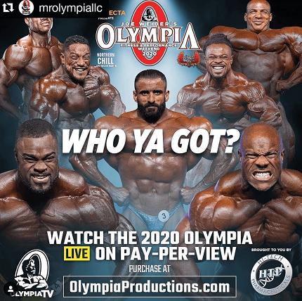 オリンピア 2020 オープンクラス