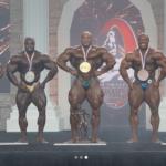 ビッグラミー初優勝!オリンピア 2020 オープンクラス結果