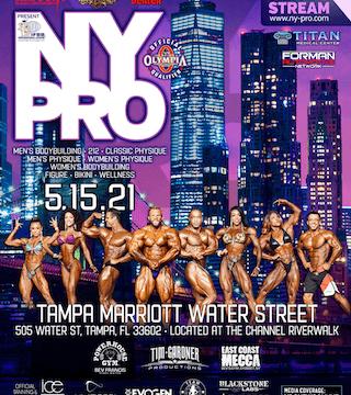 NY Pro 2021/05/15