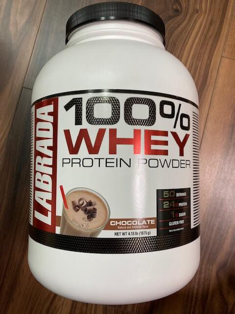 Labrada Nutrition 100%ホエイ