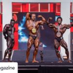 3連覇!オリンピア 2021 クラシックフィジーク結果