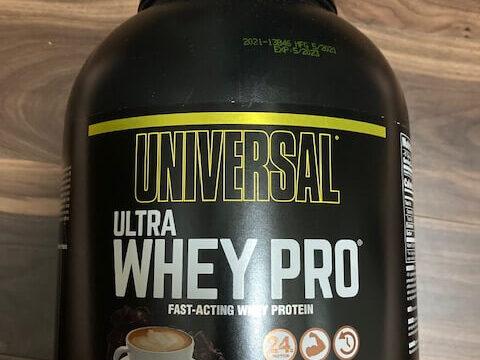 Universal Nutrition ウルトラホエイプロ